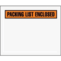 5 1/2×10″ Panel Face Packing List Envelope (1000/Case) $51.36/piece