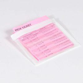 5 1/2×10″ Clear Face Document Envelope (1000/Case) $51.36/piece