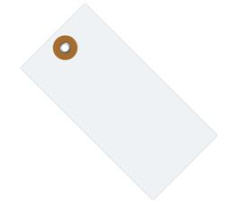 #4 4 1/4″x2 1/8″ Tyvek® Shipping Tags – Unwired (1000/case) $71.93/piece
