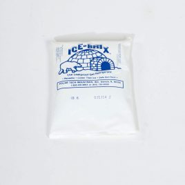 8x6x1 1/4″ Ice Brix Cold Pack – 24 oz. (24/case) $17.93/piece