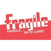 #DL1160  3×5″  Fragile Handle with Care Label $13.91/piece