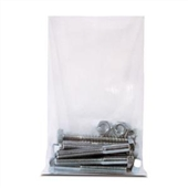 2×3″ 6 Mil Heavy-Duty Flat Poly Bag (5000/Case) $54.23/piece