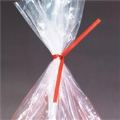 4″x3/16″ White Paper Twist Ties (1000/bag) $6.6/piece