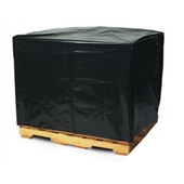 51x49x85″ 3 Mil Black Pallet Covers/Bin Liners with UVI Additive (50/case) $240.28/piece