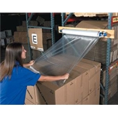 60×60″ 1 1/4 Mil Economy Clear Top Sheeting $122.92/piece