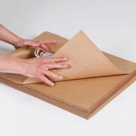24×36″ 60# Indented Kraft Paper Sheets (25#/Bundle) $31.08/piece
