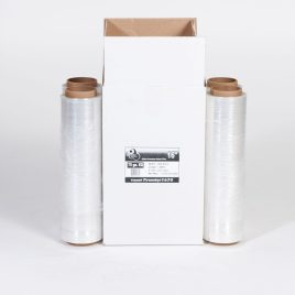 16″x1476' 70 GA. EQ Ultra-Premium Hand Wrap – Use as replacement for 18″x1500' 70 Gauge (4/Case) $34.11/piece
