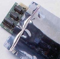 12×18″ Grey Reclosable Static Shielding Bags (500/case) $407.3/piece