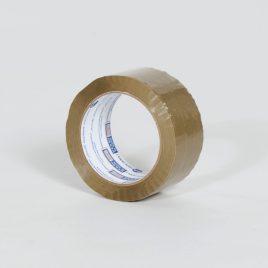 2″x110 yds. 1.85 Mil Medium Grade Tan Hot Melt Carton Sealing Tape (36/Case) $68.77/piece