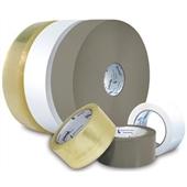 3″x55 yds. 3.0 Mil Extra Heavy Duty Clear Hot Melt Carton Sealing Tape (24/Case) $113.42/piece