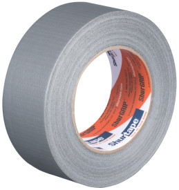 2″x60 yds. (48mmx55m) 6 Mil Silver Cloth Duct Tape (24/Case) $120.52/piece