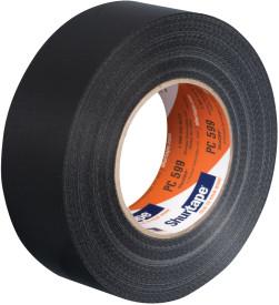 2″x60 yds. (48mmx55m) 9 Mil Black Cloth Duct Tape (24/Case) $151.24/piece