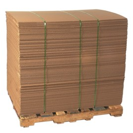 40×42″ Corrugated Sheet (250/Bale) Buy the Bale for $1.04/piece
