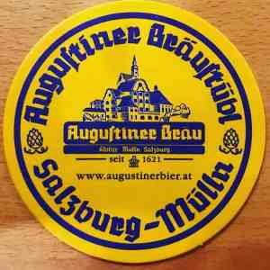 Augustiner Bräustübl Salzburg Mülln.