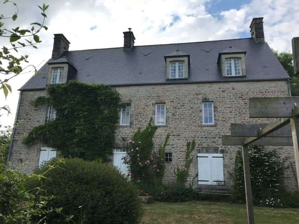 Historic home in Normandy