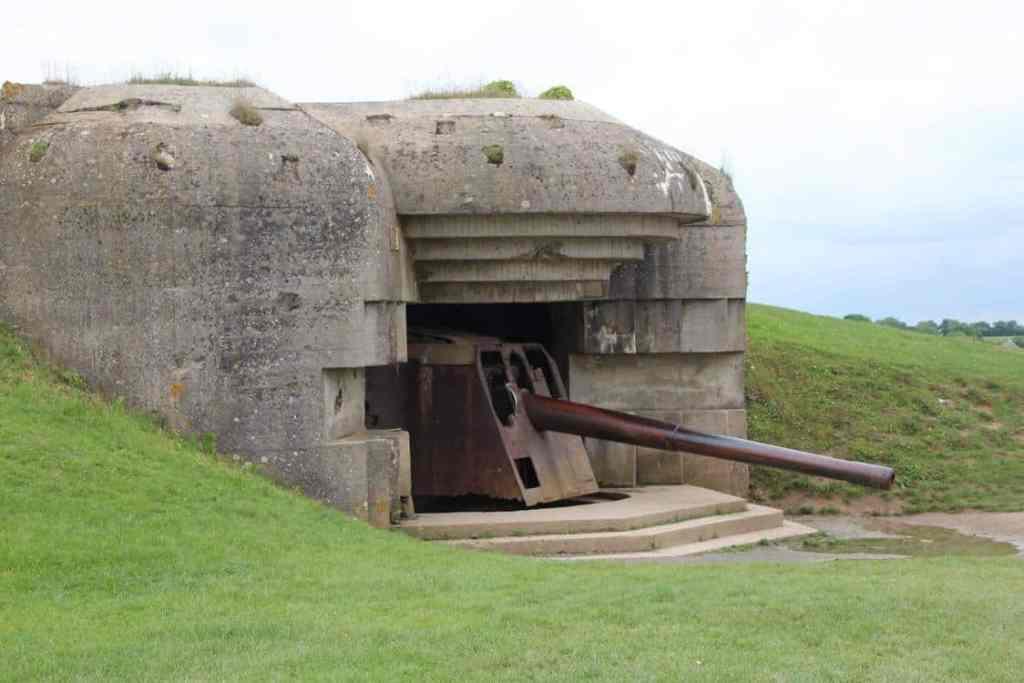 Bunker in Normandy