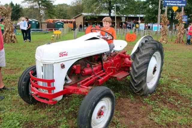 Cox Farms Tractor