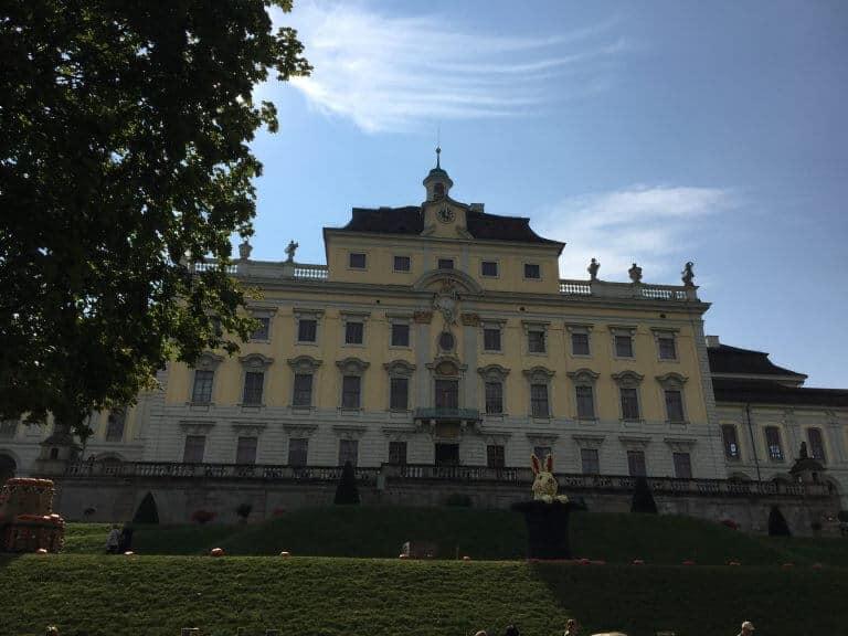 Ludwigsburg Palace, Stuttgart