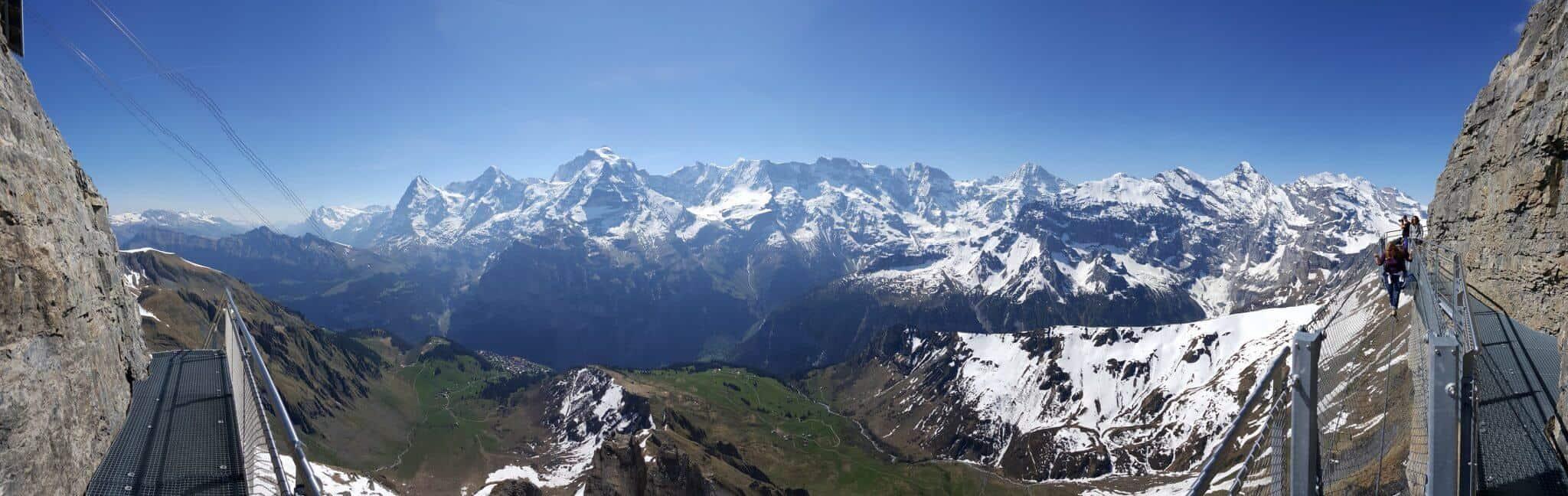 Grindelwald First, Switzerland