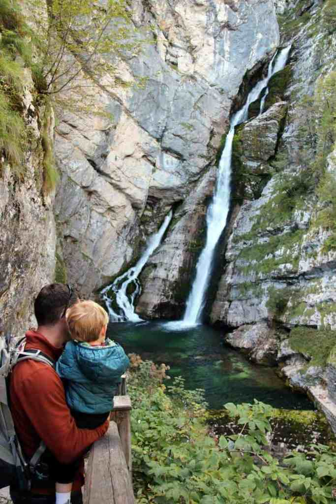 Slap Savica (waterfall) Slovenia