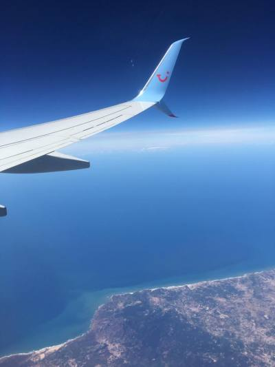 TUI Airlines How to get to Tenerife.