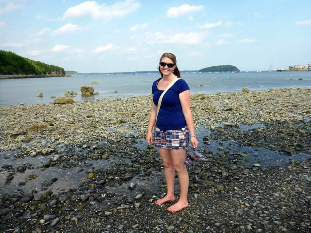 Exploring Bar Harbor Island in Maine