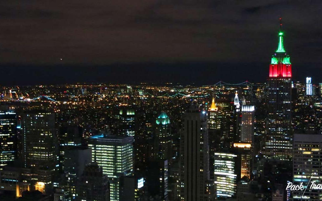 紅杏出牆到 紐約 看Coldplay演唱會、過聖誕、跨年