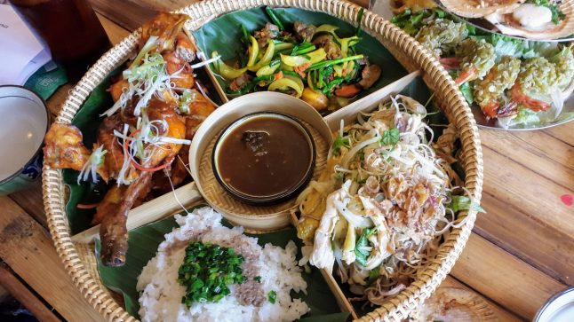 More food at An Nam restaurant