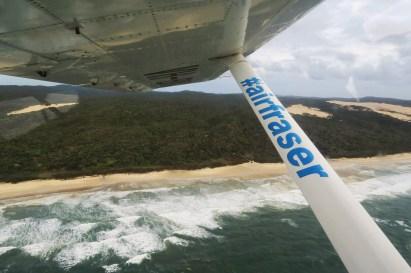Scenic flight tour