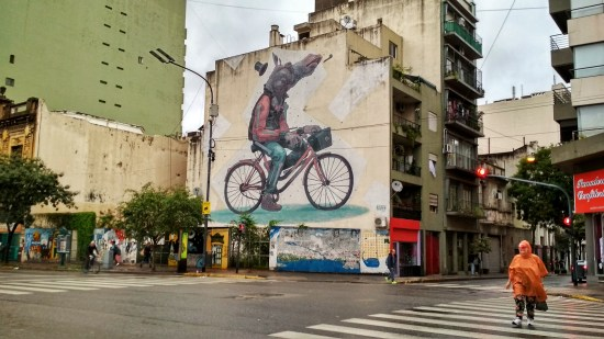 Mural in Buenos Aires