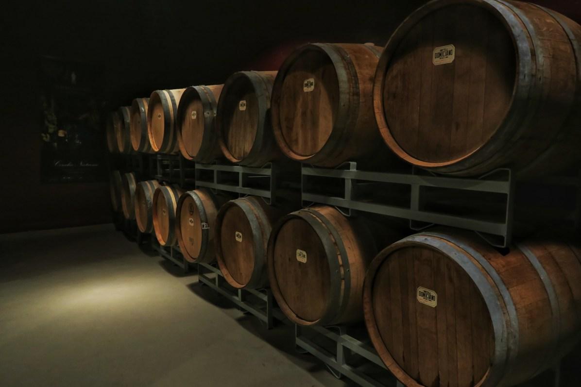 Domiciano's cellar