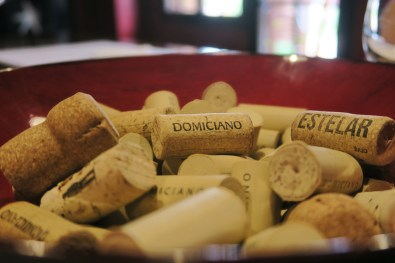 Corks from Domiciano