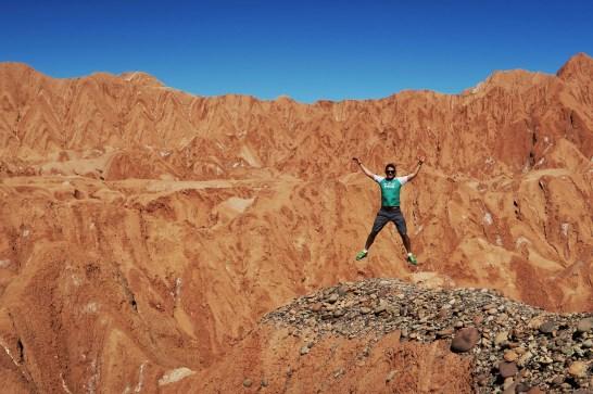 Me on Mars
