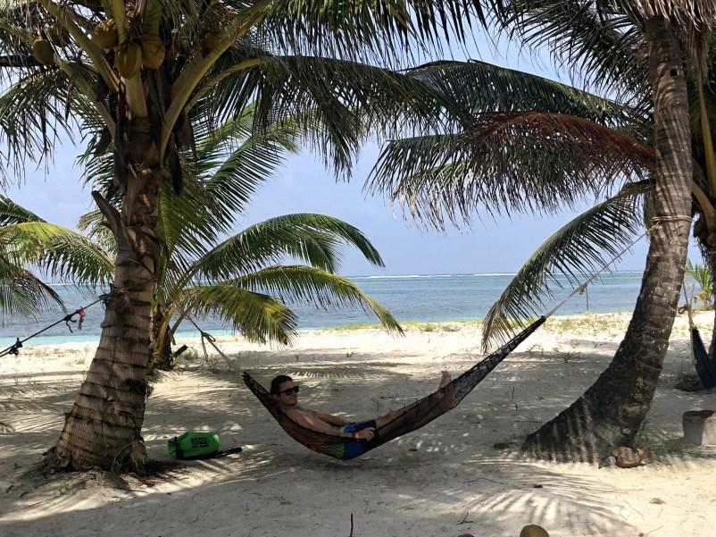 Hard life in San Blas