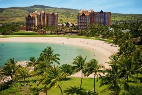 Aulani Disney Resort and Spa in Hawaii
