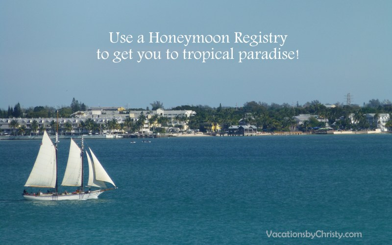 Travel Honeymoon Registry