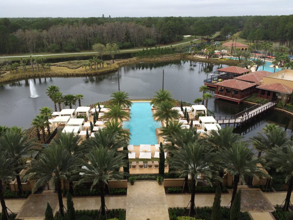 Four Seasons Orlando Pool