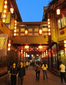 Jinli Ancient Street 锦里古街