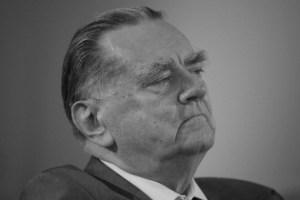 Jan Olszewski. Fot. PAP/L. Szymański