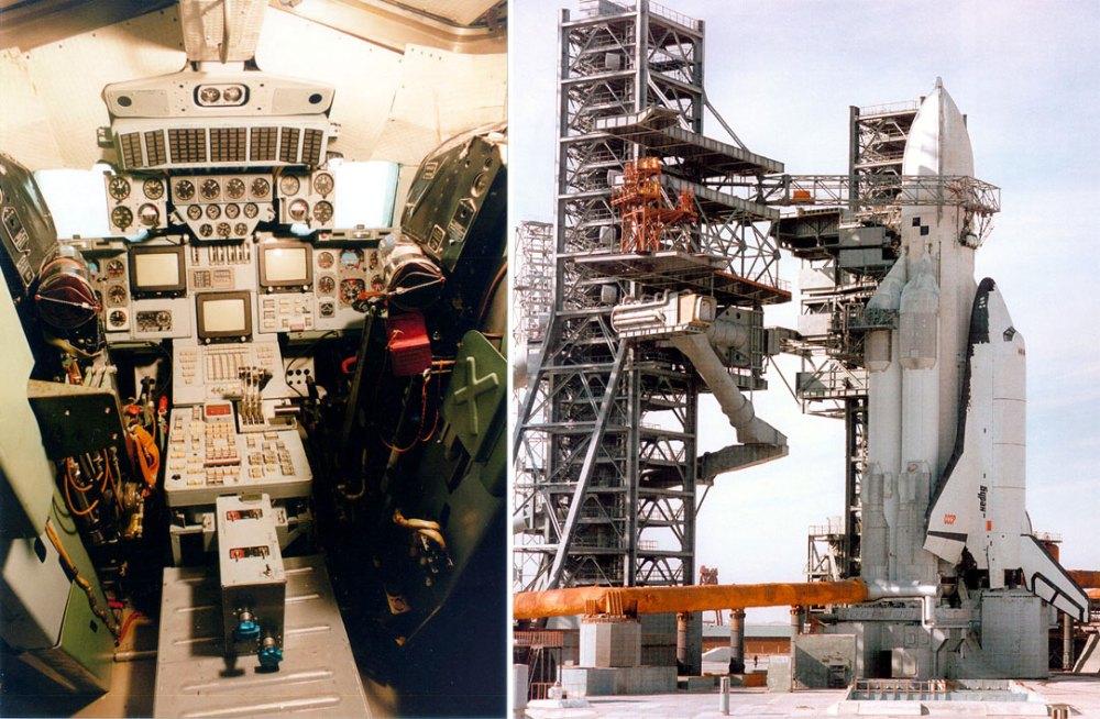 Burán: Cuando la Unión Soviética superó al transbordador espacial de EEUU (5/6)