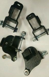 """3"""" Lift Kit - Black Powder Coat"""