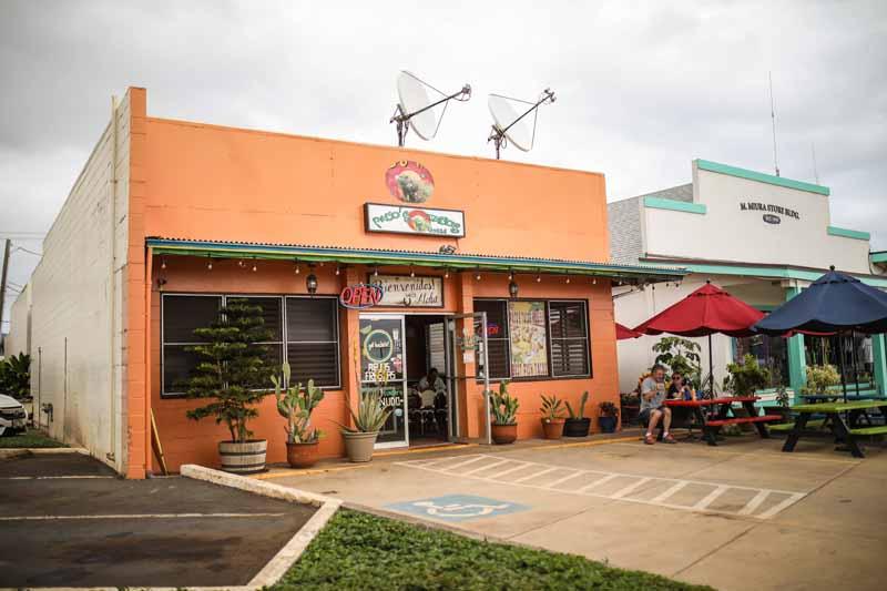 Kauai Mexican Restaurant Paco S Tacos Kauai
