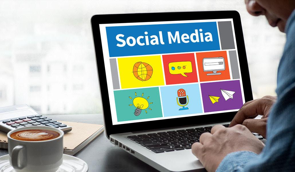 Manejando redes sociales