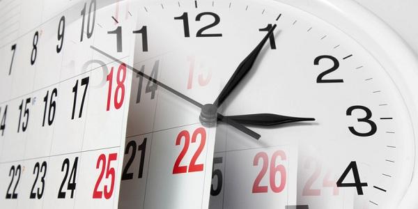 gestión tiempo