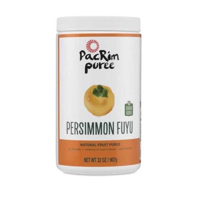 Persimmon_Puree