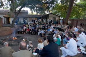 Palo Alto Fire Circle