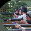 Camp Oljato rifle range