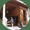 Camp Oljato's Handicraft Lodge