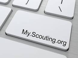 my.scouting.org keyboard