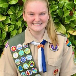 Eagle Scout Callie M.